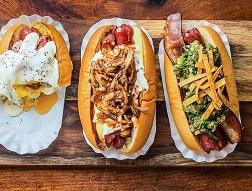 Wat is de Amerikaanse keuken?