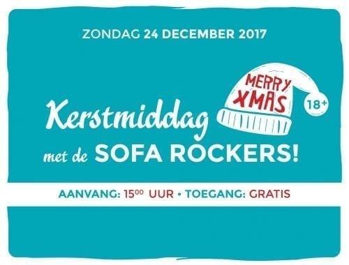Kerstmiddag met de Sofa Rockers