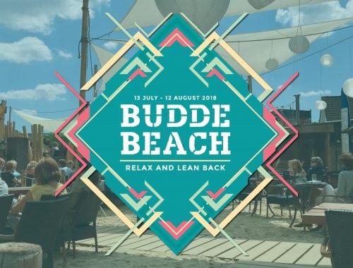 Budde Beach komt terug!