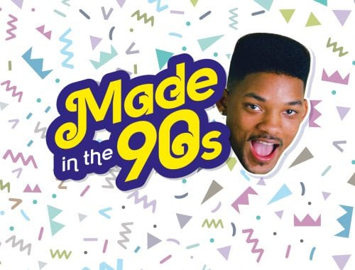90's party met DJ Maus
