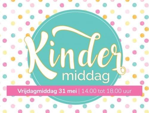 Kindermiddag 31 mei
