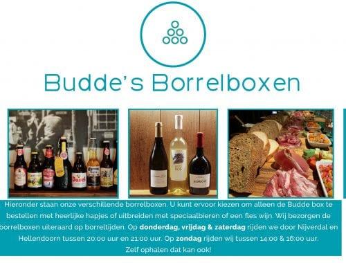 Budde's Borrelboxen